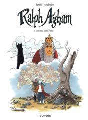 Ralph Azham T.7 ; une fin à toute chose - Couverture - Format classique