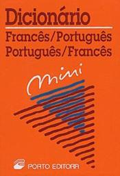 Mini dicionário francês-português / português-francês - Couverture - Format classique