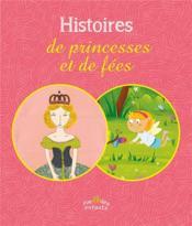 Histoires de princesses et de fées - Couverture - Format classique