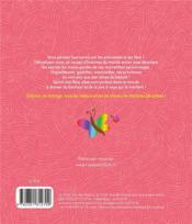 Histoires de princesses et de fées - 4ème de couverture - Format classique