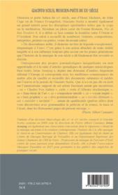 Giacinto Scelsi, musicien-poète du XXe siècle - 4ème de couverture - Format classique