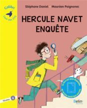 Hercule Navet enquête - Couverture - Format classique