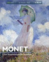 Monet, une impression de lumière - Couverture - Format classique