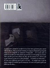 L'enfant et le maudit T.8 - 4ème de couverture - Format classique