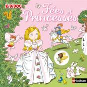 Fées et princesses - Couverture - Format classique