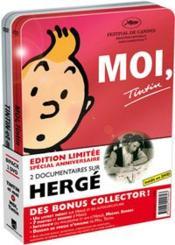 Tintin Et Moi + Moi, Tintin - Couverture - Format classique