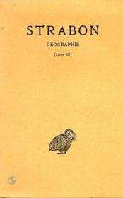 Géographie t.8 ; livre 11 - Couverture - Format classique