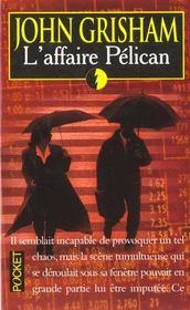 L'Affaire Pelican - Intérieur - Format classique