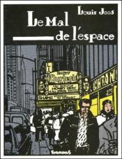Le Mal De L'Espace - Couverture - Format classique