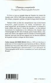 L'histoire conquérante ; un regard sur l'historiographie française - 4ème de couverture - Format classique
