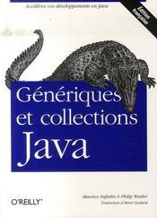 Génériques et collections java - Intérieur - Format classique