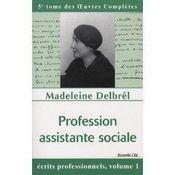 Profession assistante sociale - Intérieur - Format classique