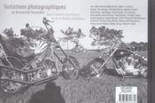 Bikers Variations - 4ème de couverture - Format classique