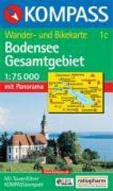 Bodensee gesamtgebiet - Couverture - Format classique