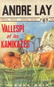 Vallespi et les kamikazés - Couverture - Format classique