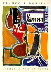 Yamna tome 1 - Couverture - Format classique
