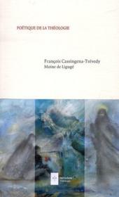Poétique de la théologie - Couverture - Format classique