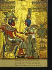 Musee Egyptien Le Caire - Couverture - Format classique