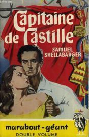 Capitaine De Castille - Capitain From Castile - Couverture - Format classique