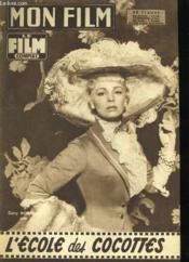 Mon Film N° 629 - L'Ecole Des Cocottes - Couverture - Format classique