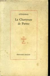 La Chartreuse De Parme - Couverture - Format classique