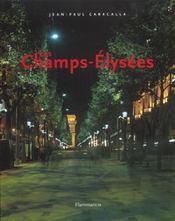 Les Champs-Elysees - Intérieur - Format classique