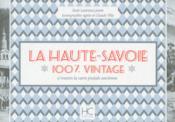 100% VINTAGE ; Haute-Savoie - Couverture - Format classique