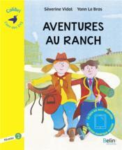 Aventures au ranch - Couverture - Format classique