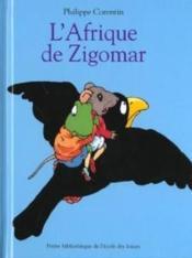 L'Afrique de Zigomar - Couverture - Format classique