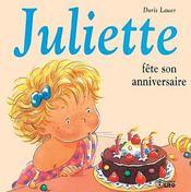 Juliette fête son anniversaire - Intérieur - Format classique