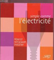 Simple comme l'electricite - Couverture - Format classique