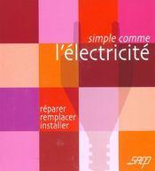 Simple comme l'electricite - Intérieur - Format classique