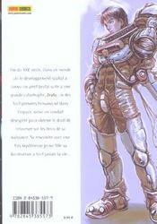 Solarium T.1 - 4ème de couverture - Format classique