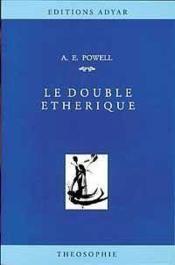 Double Etherique - Couverture - Format classique