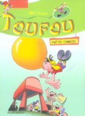 Toufou, Maitre Tonnerre - Couverture - Format classique
