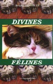 Divines Felines - Couverture - Format classique