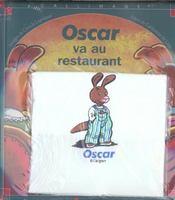 Oscar va au restaurant - Intérieur - Format classique