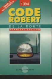 Code De La Route 94 - Couverture - Format classique