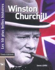 Winston churchill - Intérieur - Format classique