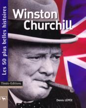 Winston churchill - Couverture - Format classique