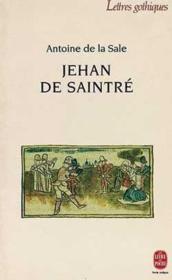 Jehan de saintre - Couverture - Format classique
