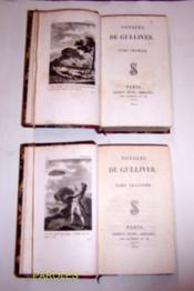 Voyages de Gulliver. - Couverture - Format classique