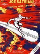 Joe satriani - surfing with the alien guitare - Couverture - Format classique
