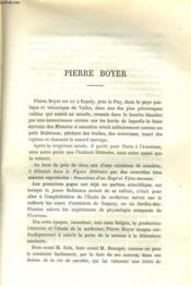 PIERRE BOYER / acte de remission en faveur de francois de joncheres, seigneur de pradelles, mars 1650 - Couverture - Format classique