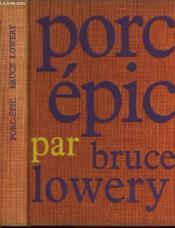 Porc Epic - Couverture - Format classique