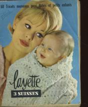 Layette - 3 Suisses - Couverture - Format classique