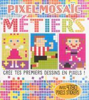 Pixel mosaic m2tiers - Couverture - Format classique