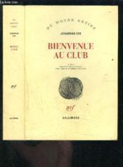 Bienvenue Au Club - Couverture - Format classique