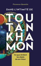 Dans l'intimité de Toutankhamon - Couverture - Format classique