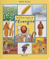 Premières images de l'évangile - Couverture - Format classique